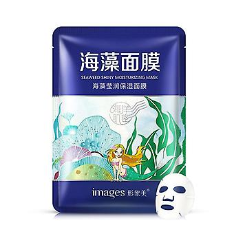 Algae Moisturizing Facial Mask - Water Tender Face Seaweed Mask For Anti Aging   Hydrating Skin Care