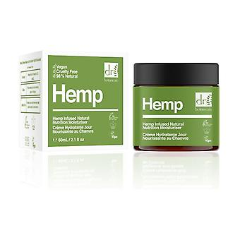 Natural Nutrition Moisturizing Cream with Hemp None