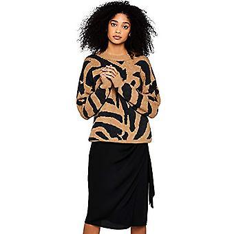find. Tiger Jumper Pullover Beige (Camel/Black) 42 X-Large