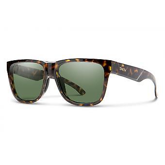 Sonnenbrille Unisex Lowdown 2    braun gelb havanna/ grau chrom