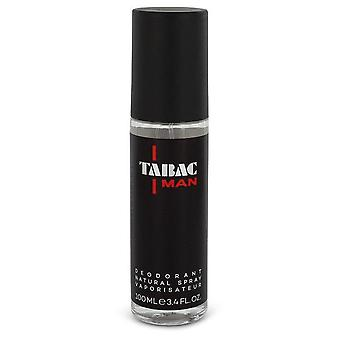 Tabac Man Deodorant Spray By Maurer & Wirtz 3.4 oz Deodorant Spray