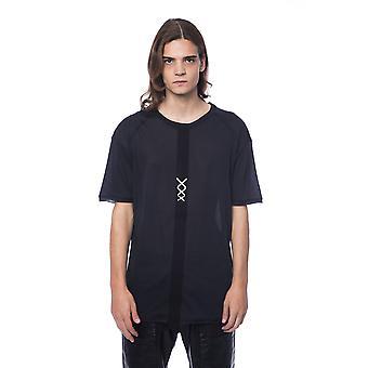 Nicolo Tonetto Nero Black T-Shirt NI678721-XS