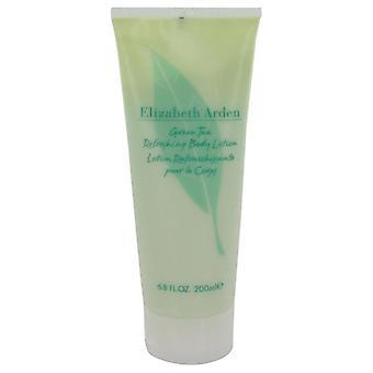 Lozione per il corpo del tè verde di elizabeth arden 413709 200 ml