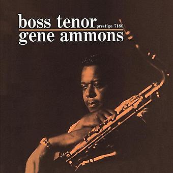 Gene Ammons - Boss Tenor [CD] USA import