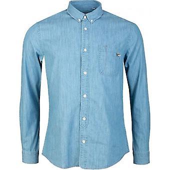 Camisa de jeans pretty green marsham