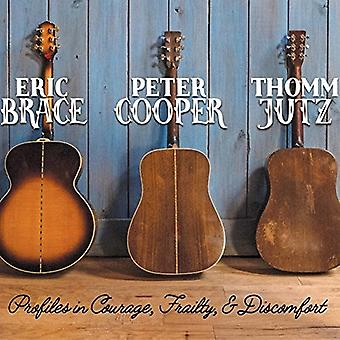 Brace*Eric - Profiles in Courage & Frailty & Discomfort [CD] USA import