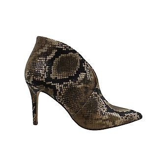 Jessica Simpson Women's Shoes Layra Fabric Pointed Toe Ankle Fashion Boots