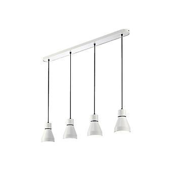 Mantra Kos Linear Pendant Lamp 4 Lights