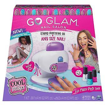 Cool Maker Go Glam Nail Stamper Salon