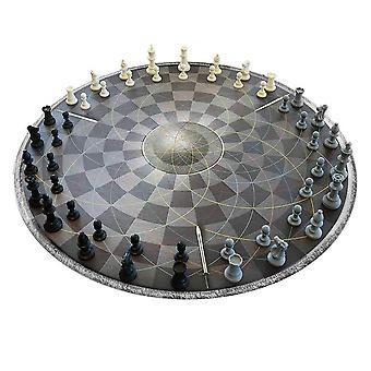 Chess for Three - Autour de l'échiquier