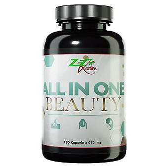 Zec+ Ladies All In One Beauty 180 capsules