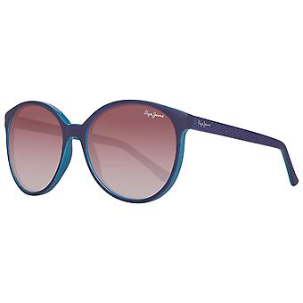 Blue Women Sunglasses