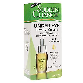 Mudança repentina soro reafirmante de sob os olhos, 0,23 oz