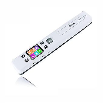Document Scanner, Wifi Wireless Photo, Fine Resolution, Portable, Connected