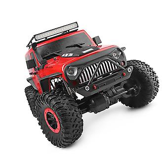 Rc Car Rock Crawler Vehículo de escalada W / Led Luz Rtr Modelo Rc Truck