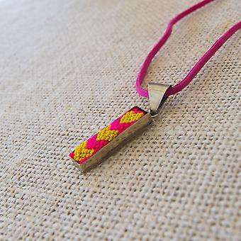 Boho Long Pendant Necklace