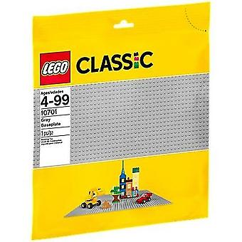 Modelo de papel LEGO 10701 gris