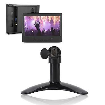 Przenośny wielofunkcyjny wyświetlacz Hdmi / vga / av Wejście 16:9 Monitor LCD do samochodu