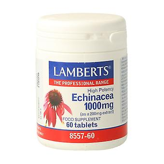 Echinacea 60 tablets of 1000mg