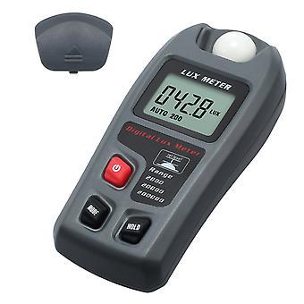 Lux mérő neoteck 20000 fc/200000 lux digitális fénymérő zseb kézi lcd digitális megvilágítás li