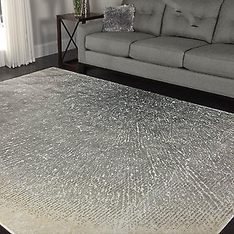 Nourison Zmierzch Twi12 dywaniki w kolorze kości słoniowej szary