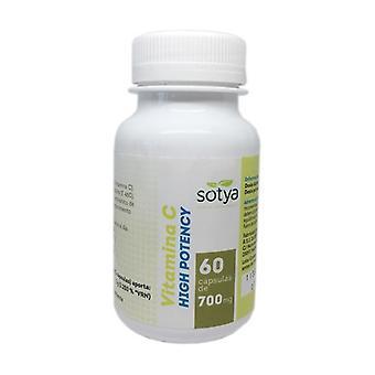 Vitamin C High Potency 60 capsules