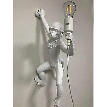 Harz Affe Anhänger Lampen hängen Wand Wohnzimmer Licht Home Decoracion