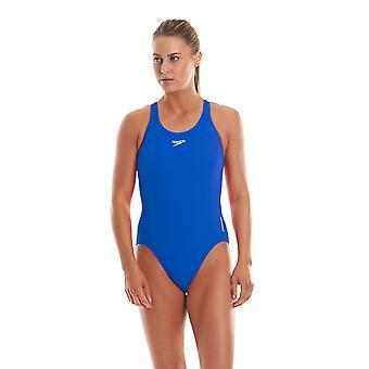 Speedo Endurance+ Medalist Swimsuit - Blue