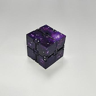 Infinity Fingertip Cube Portable Mini Adult Office Decompression Anxiety Stress