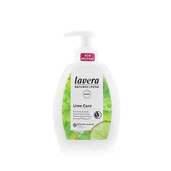 Lavera Fresh Hand Wash - Lime Care 250ml/8.8oz
