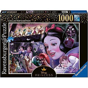 Ravensburger 14849 Disney Princess Heltinner No.1-Snow Hvit 1000 Puslespill 12+