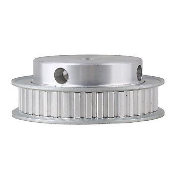 6.35mm XL 40 Tanden 2 Flens Timing Riem Katrol voor Automotive Apparatuur