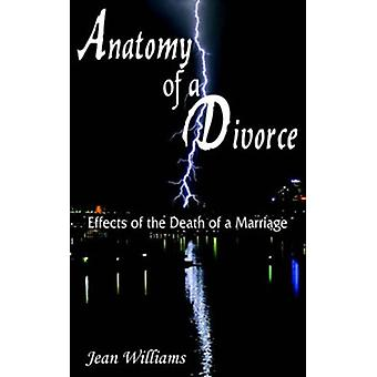 Anatomy of a Divorce by Jean Williams - 9781420827484 Book