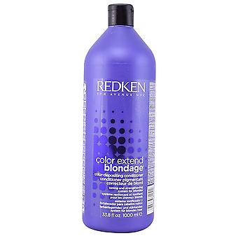 Redken Color Extend Blondage Conditioner 1000 ml