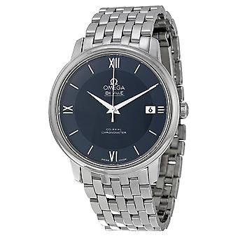 Omega De Ville Prestige Blue Dial Men's Watch 424.10.37.20.03.001
