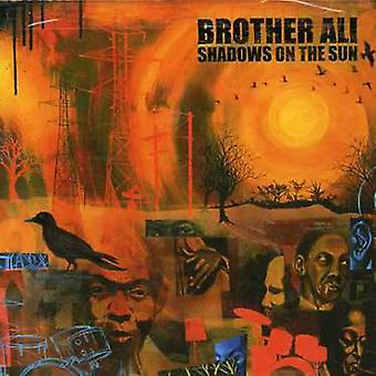 Brother Ali - Shadows in the Sun [CD] USA import
