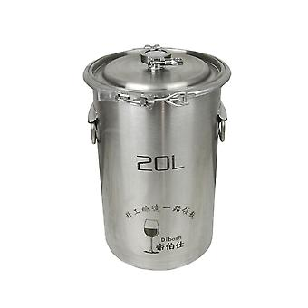 304 Stainless Steel Home Fermenter Barrel With Faucet