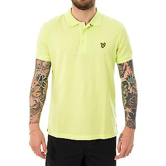 Polo homme lyle & scott polo uni sp400vtr.z913