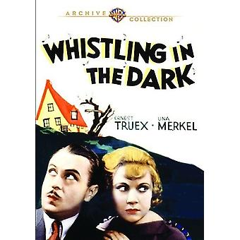 Whistling in the Dark (1933) [DVD] Usa:n tuonti