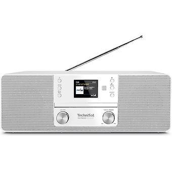 HanFei DIGITRADIO 370 CD BT CD-Radio DAB+, UKW CD Wei