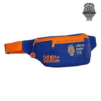 Belt Pouch Valencia Basket Blue Orange