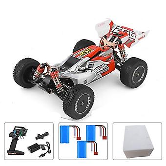 2.4g Racing Rc Car 70km/h 4wd Electric High-speed Off-road Drift Remote Control