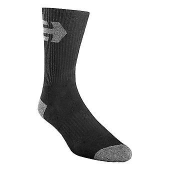 Etnies Direct II 3 Pack Socks - Black