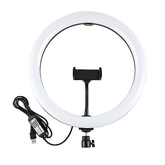 Puluz Pu458b/pu458f 11.8 Inch Dimmable Bluetooth App Control Remote Control Led Video Ring Light For Youtube Tik Tok Live Streaming