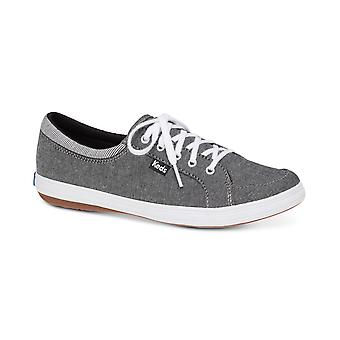Keds Womens Tour Chambray Lace-Up Fashion Sneakers