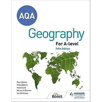 AQA Alevel Geography Fifth Edition