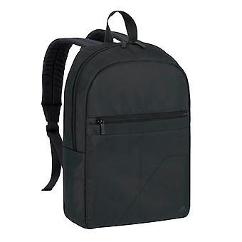 RivaCase Laptop Backpack - 15.6 Inch - Extra pocket for 10.1 Inch tablet - Black