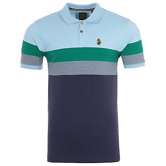 Luke 1977 Shuffle Polo Shirt - Sky