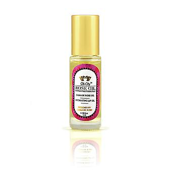 Oli-Oly Hydrating Lip Oil with Rose Oil, 5 ml