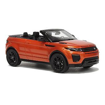 Range Rover Evoque Convertible Diecast Model Car